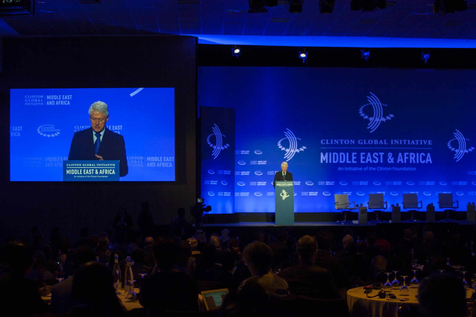 CLINTON GLOBAL INITIATIVE (CGI) MIDDLE EAST & AFRICA