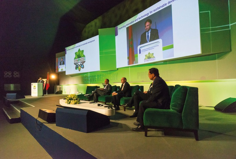 Symposium International sur l'innovation et la technologie dans l'industrie du Phosphate